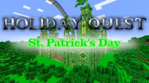 下载 Holiday Quest: St. Patrick's Day 对于 Minecraft 1.11