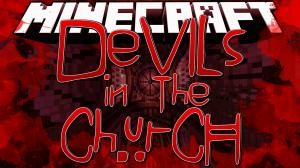 下载 Devils In The Church 对于 Minecraft 1.8