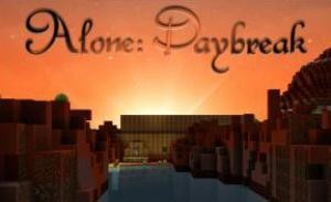 下载 Alone: Daybreak 对于 Minecraft 1.7