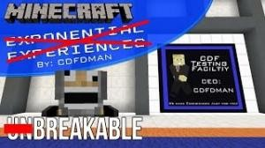 下载 CDF Testing Facility: Breakable 对于 Minecraft 1.7