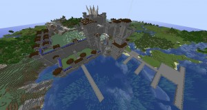 下载 Aacumenunan Ramparts 对于 Minecraft 1.13