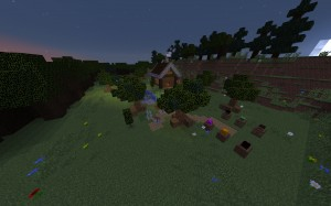 下载 Survive the Murder 对于 Minecraft 1.14.3