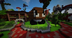 下载 Minecraft: Super Mario Edition - Hide & Seek 对于 Minecraft 1.12.2