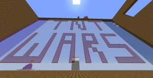下载 Future Vs Past, TNT WARS 对于 Minecraft 1.14.4