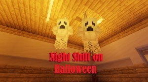 下载 Night Shift on Halloween 对于 Minecraft 1.14.4