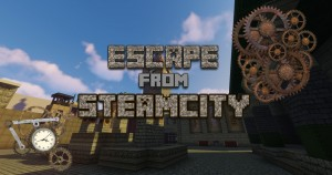 下载 Escape from Steamcity 对于 Minecraft 1.12.2