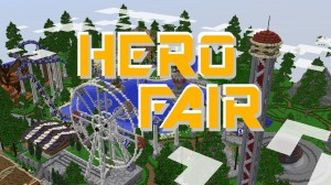 下载 HeroFair Amusement Park 对于 Minecraft 1.12.2